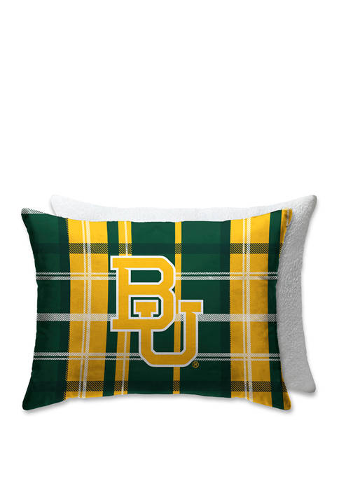Pegasus Sports NCAA Baylor Bears Plaid 20 in