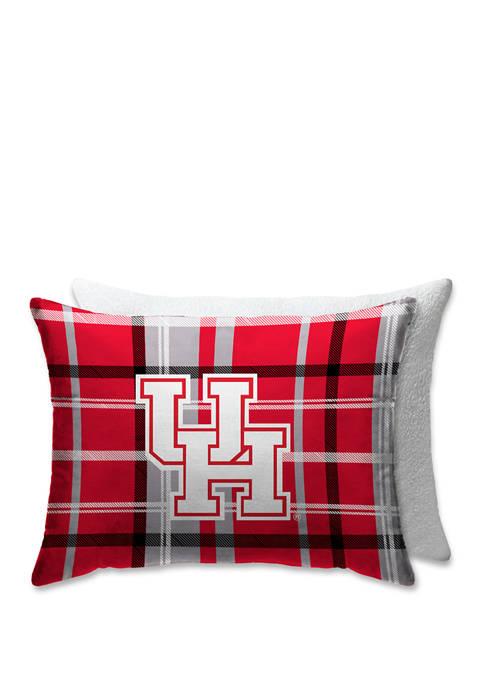 Pegasus Sports NCAA Houston Cougars Plaid 20 in