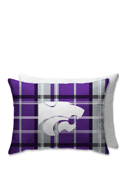 Pegasus Sports NCAA Kansas State Wildcats Plaid 20