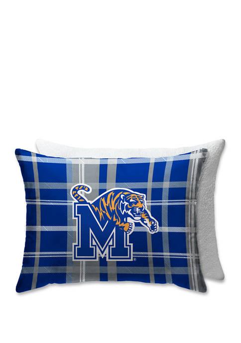 Pegasus Sports NCAA Memphis Tigers Plaid 20 in