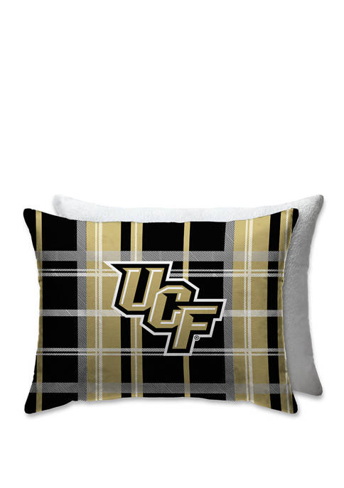 Pegasus Sports NCAA Central Florida Knights Plaid 20