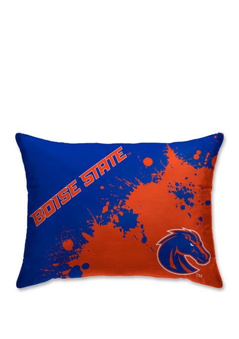 Pegasus Sports NCAA Boise State Broncos Splatter 20