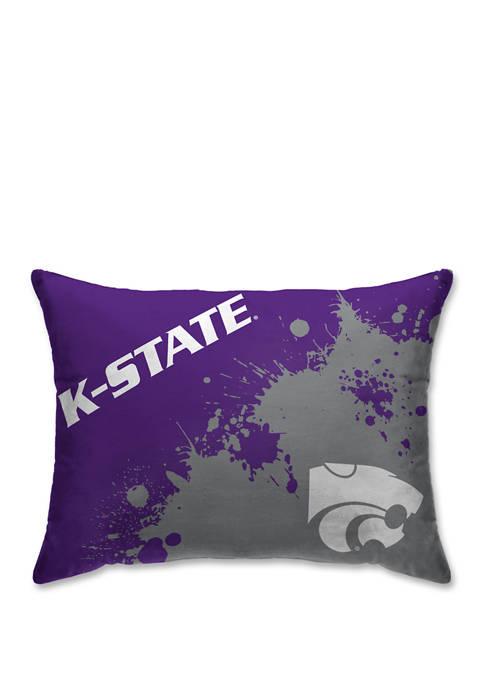 Pegasus Sports NCAA Kansas State Wildcats Splatter 20