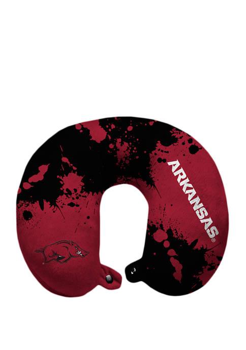 Pegasus Sports NCAA Arkansas Razorbacks Splatter Print Travel