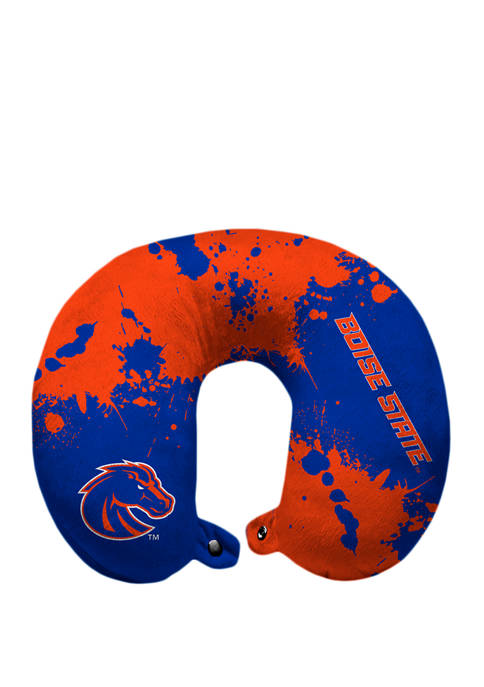 Pegasus Sports NCAA Boise State Broncos Splatter Print