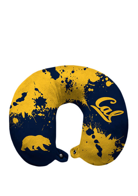 Pegasus Sports NCAA California Golden Bears Splatter Print