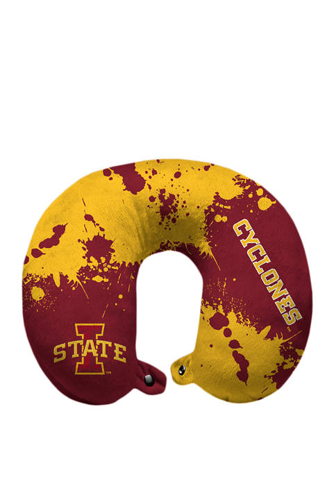 Pegasus Sports NCAA Iowa State Cyclones Splatter Print