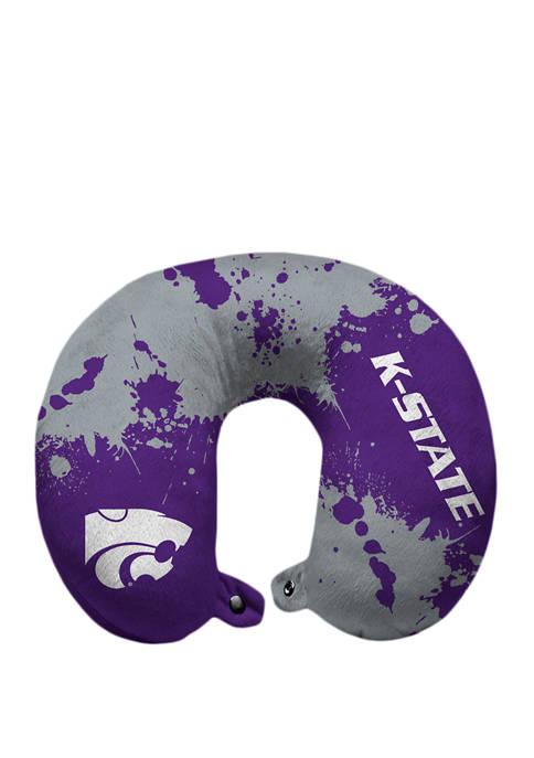 Pegasus Sports NCAA Kansas State Wildcats Splatter Print