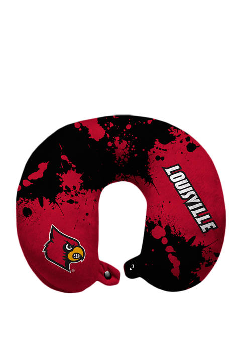 Pegasus Sports NCAA Louisville Cardinals Splatter Print Travel