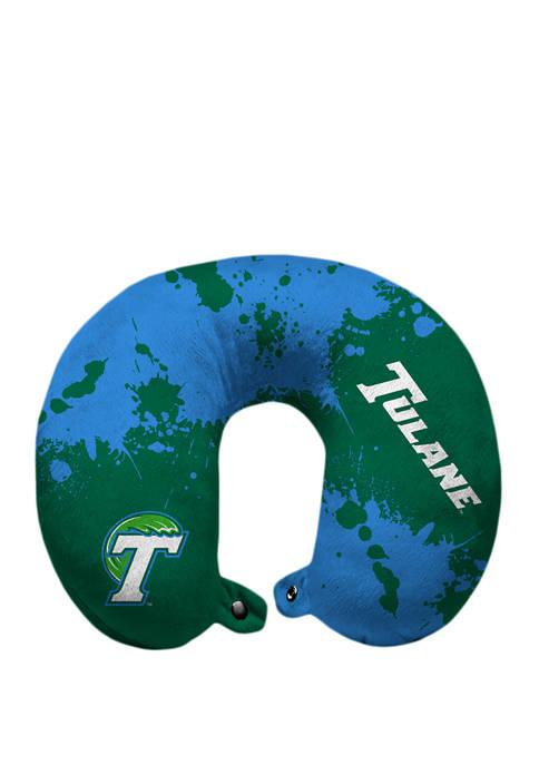 Pegasus Sports NCAA Tulane Green Wave Splatter Print