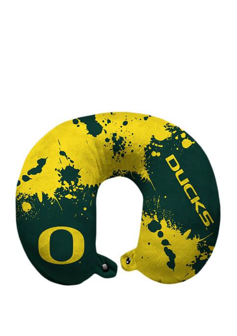 Pegasus Sports NCAA Oregon Ducks Splatter Print Travel