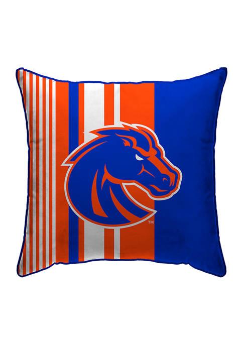 Pegasus Sports NCAA Boise State Broncos Varigated Stripe