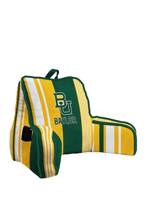 Pegasus Sports NCAA Baylor Bears Variegated Stripe Backrest