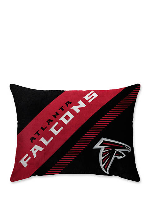 Pegasus Sports NFL Atlanta Falcons Diagonal Microplush 20