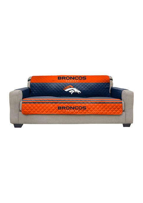 Pegasus Sports NFL Denver Broncos Sofa Furniture Protector