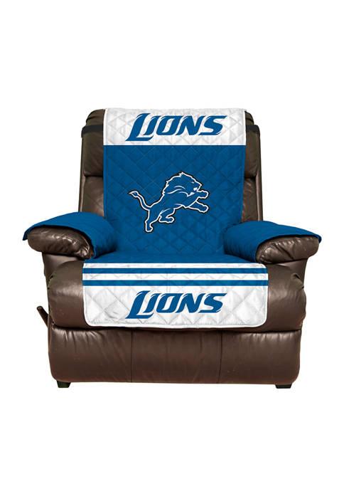 Pegasus Sports NFL Detroit Lions Recliner Furniture Protector