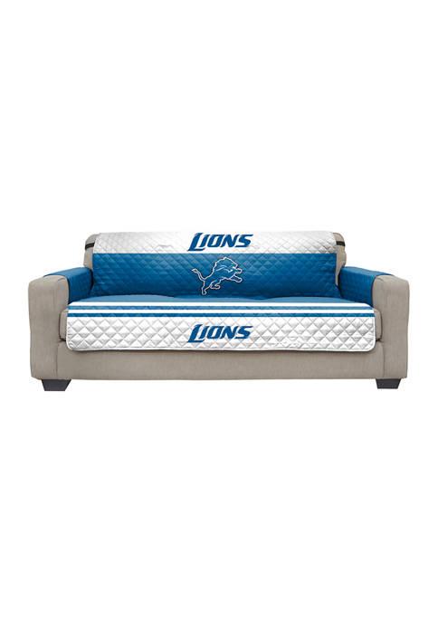 Pegasus Sports NFL Detroit Lions Sofa Furniture Protector