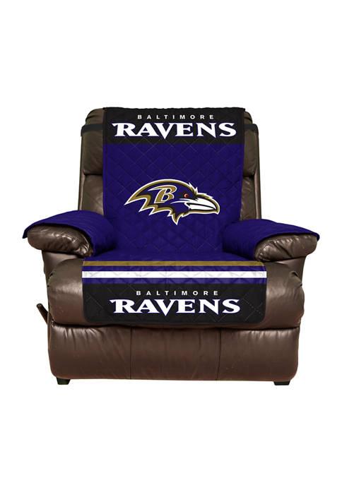 Pegasus Sports NFL Baltimore Ravens Recliner Furniture Protector