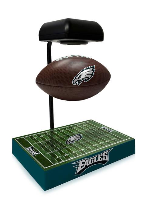 NFL Philadelphia Eagles Hover Football With Field Base, Bluetooth Speaker