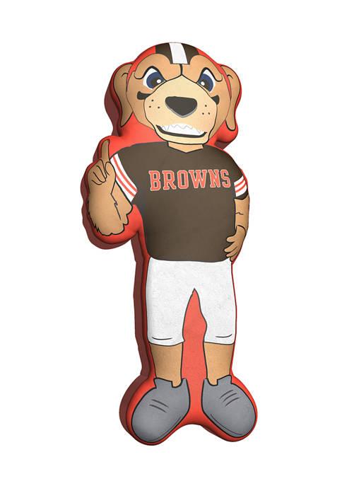 Pegasus Sports NFL Cleveland Browns Plushlete Team Mascot