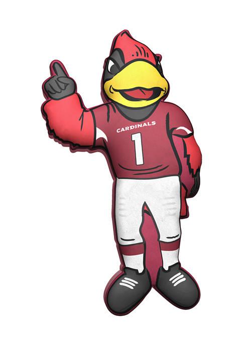 Pegasus Sports NFL Arizona Cardinals Plushlete Team Mascot