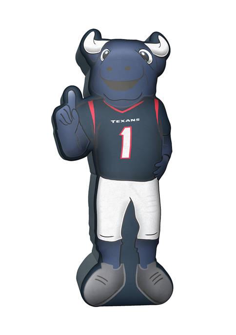 Pegasus Sports NFL Houston Texans Plushlete Team Mascot