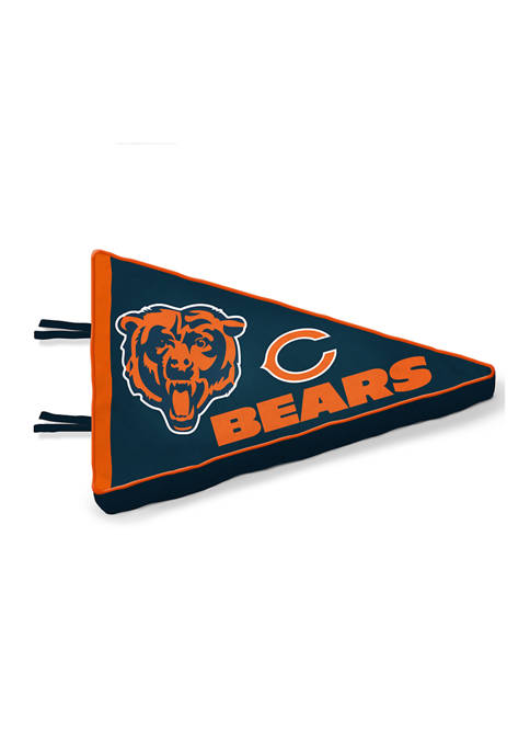 NFL Chicago Bears Plushlete Team Pennant Pillow