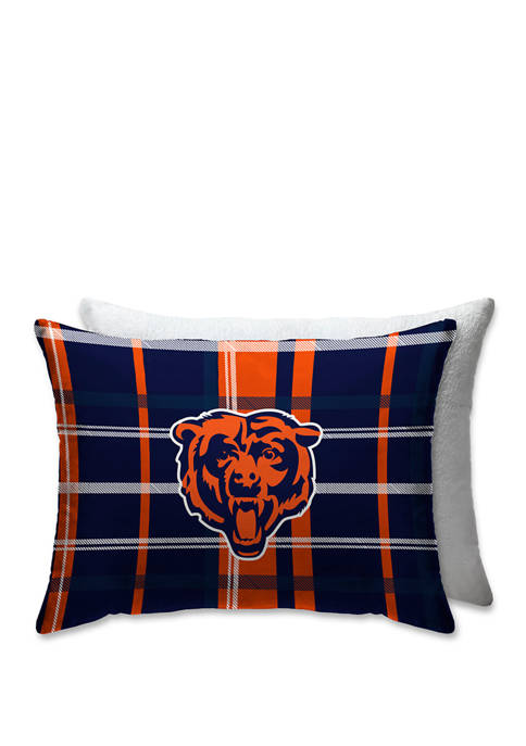 Pegasus Sports NFL Chicago Bears Plaid 20 in