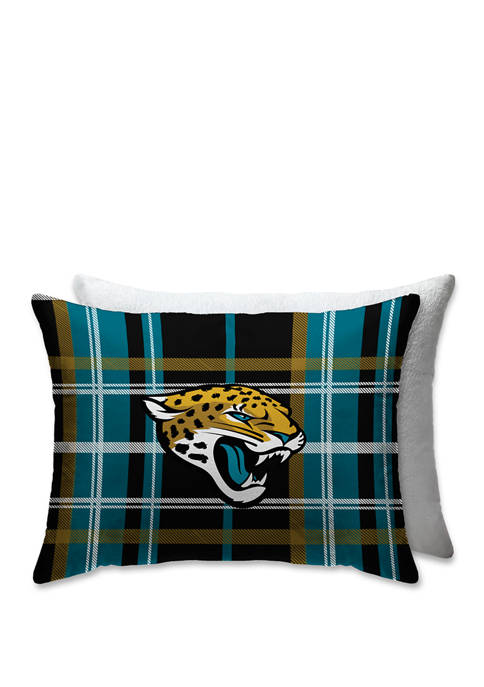 Pegasus Sports NFL Jacksonville Jaguars Plaid 20 in