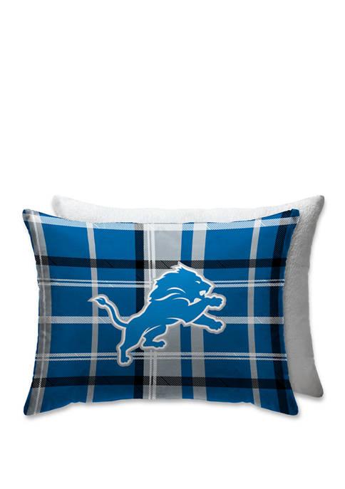 Pegasus Sports NFL Detroit Lions Plaid 20 in
