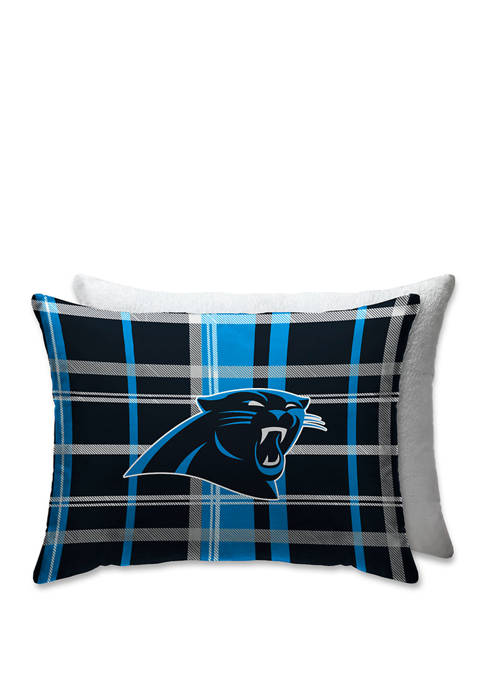 Pegasus Sports NFL Carolina Panthers Plaid 20 in