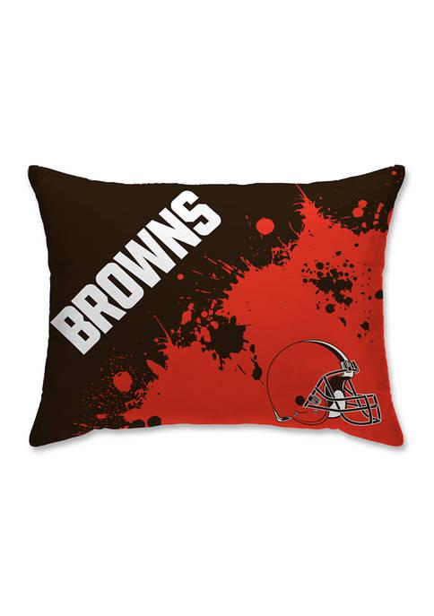 Pegasus Sports NFL Cleveland Browns Splatter 20 in