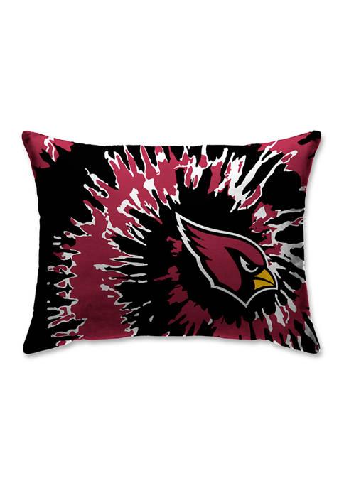 Pegasus Sports NFL Arizona Cardinals Tie Dye Microplush