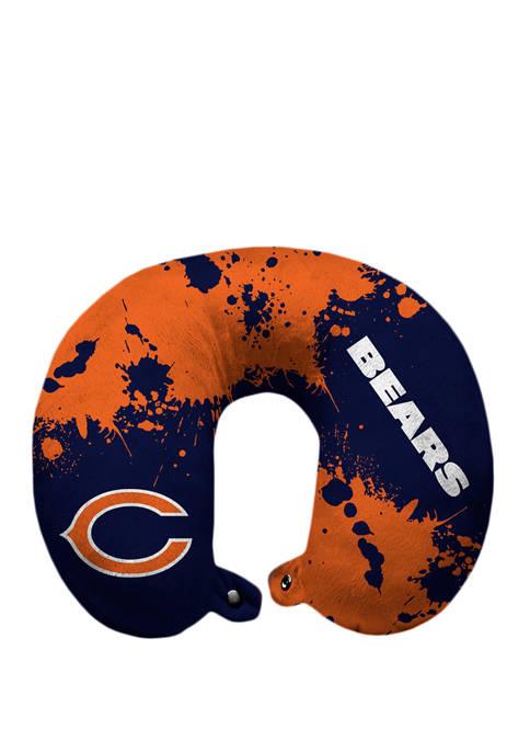 Pegasus Sports NFL Chicago Bears Splatter Print Travel