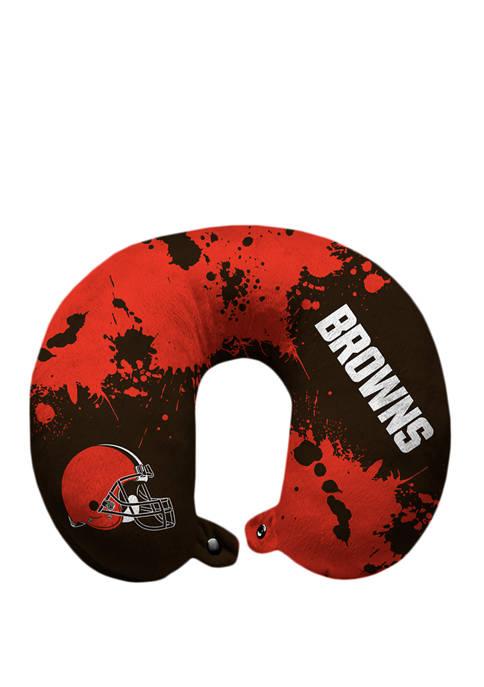 Pegasus Sports NFL Cleveland Browns Splatter Print Travel