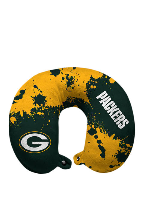 Pegasus Sports NFL Green Bay Packers Splatter Print
