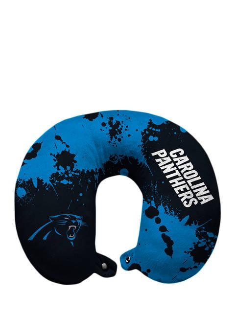 Pegasus Sports NFL Carolina Panthers Splatter Print Travel