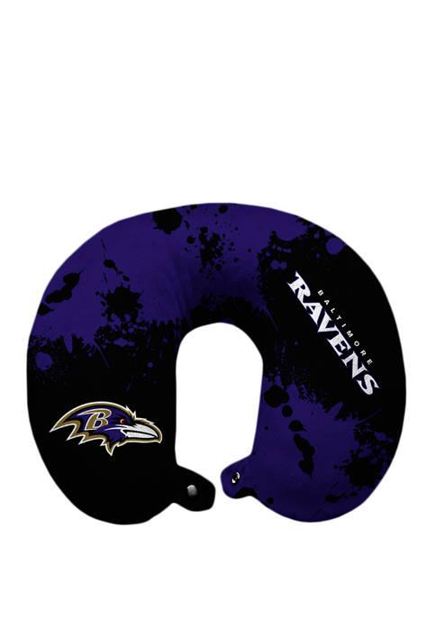 Pegasus Sports NFL Baltimore Ravens Splatter Print Travel