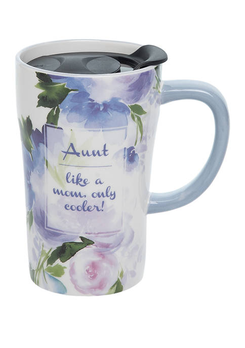 Modern. Southern. Home.™ Floral Aunt Coffee Mug