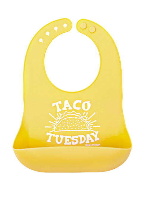 Bella Tunno Baby Taco Tuesday Wonder Bib
