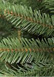7 Foot Unlit Franklin Fir Artificial Christmas Tree