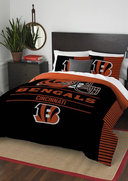 NFL Cincinnati Bengals Draft Comforter Set