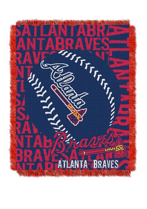 The Northwest Company MLB Atlanta Braves Double Play