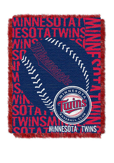 The Northwest Company MLB Minnesota Twins Double Play