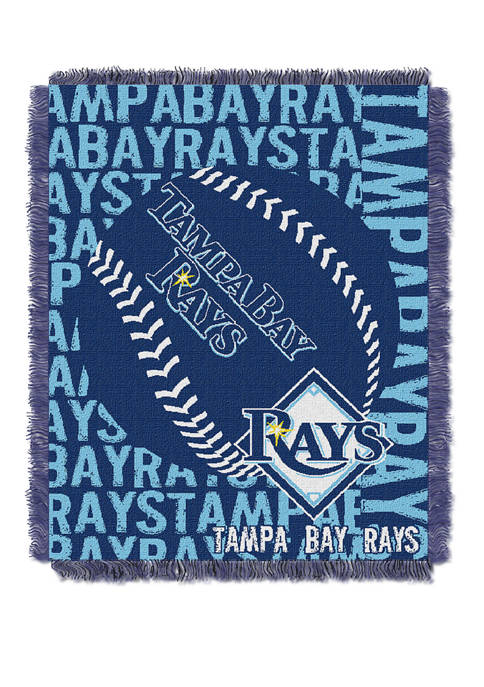 The Northwest Company MLB Tampa Bay Rays Double
