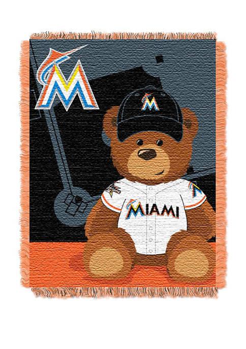 The Northwest Company MLB Miami Marlins Field Bear
