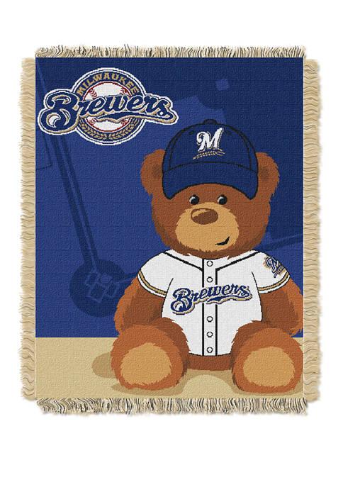 The Northwest Company MLB Milwaukee Brewers Field Bear