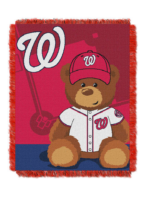 The Northwest Company MLB Washington Nationals Field Bear