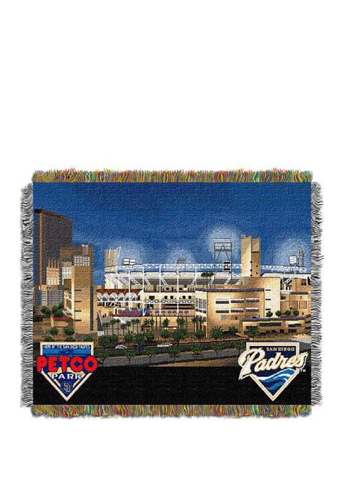 MLB San Diego Padres Petco Park Stadium Tapestry