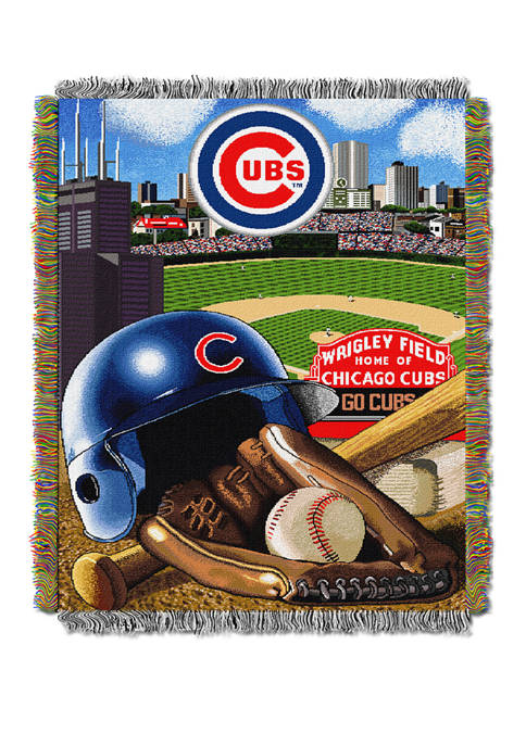 MLB Chicago Cubs HomeField Advantage Tapestry